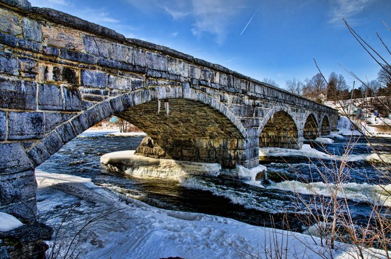 Pakenham 5 span Bridge